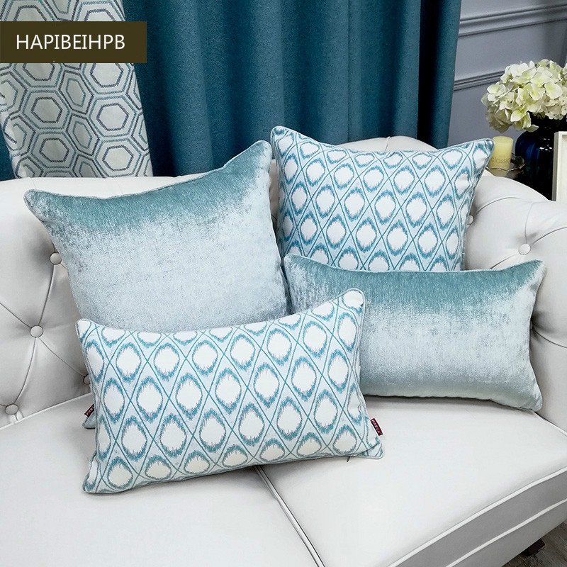 New Bedding Pillow Covers American diy pillow case party decoration cushion cover sofa car cushion cover Home Decor in Cushion Cover from Home Garden