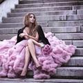 Без бретелек бальное платье фиолетовый принцесса ну вечеринку платье бургундия вечерние платья Большой размер беременных выпускного платья 2016