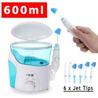 600ML Electric Nose Cleaning Machine Hydro Nasal and Sinus Irrigation System Cleaner Adults Children Saline Medical