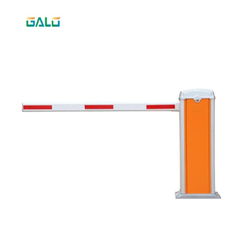 Completamente automatico braccio barriera di pedaggio guardrail porta con alluminioCompletamente automatico braccio barriera di pedaggio guardrail porta con alluminio