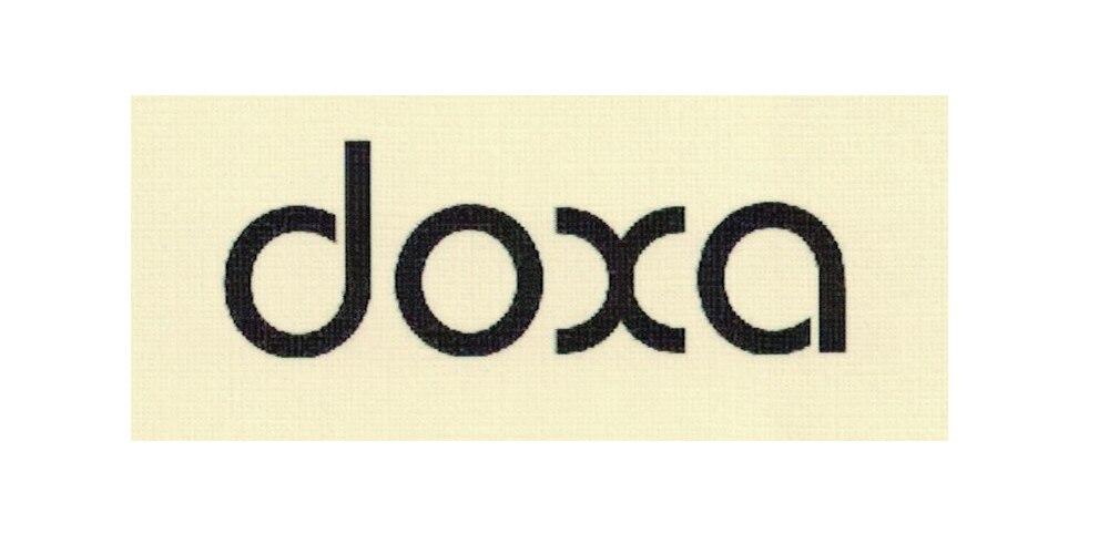 Лого бренда doxa из Китая