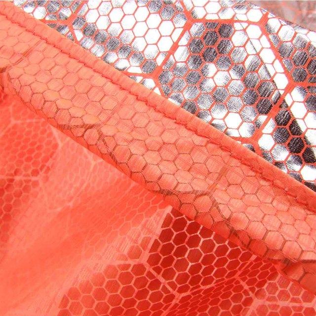200 * 72cm Mini Ultralight Width Envelope Sleeping Bag For Camping Hiking Climbing Single Sleeping Bag Keep You Warm + Pouch 5