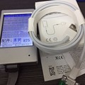 10 Шт. 2 M/6FT 100% Подлинная Из Оригинального Завода E75 Чип OD 3.0 мм Данных USB Кабель Для iPhone 7 7 Plus iPad ios10 с розничной коробке