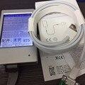 10 pcs 2 m/6ft 100% genuíno de fábrica original e75 chip od 3.0mm dados cabo usb para iphone 7 7 plus ipad ios10 com caixa de varejo