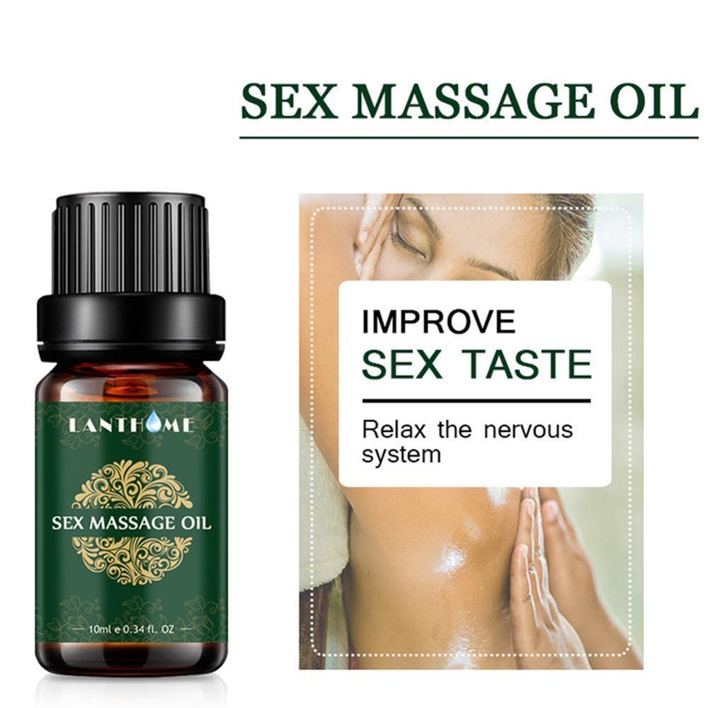 Aphrodisiac Pheromone Sex Exciter Massage Oil Female Libido Enhancer Natural For Aromatherapy Orgasm Liquid Man And Woman