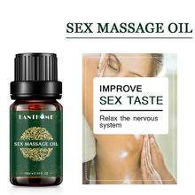10ml Aphrodisiac Pheromone Sex Exciter Massage Oil Female Libido Enhancer Natura