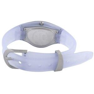 Image 4 - Часы, женские спортивные брендовые модные повседневные кварцевые часы, женские часы, женские водонепроницаемые спортивные наручные часы из пу кожи