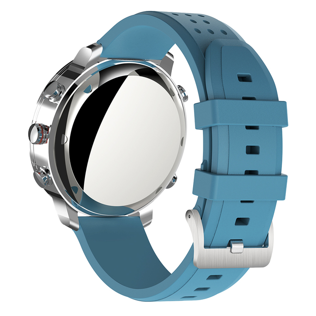 Waterproof NX02 Pedometer Message Reminder 610mAh Battery Smartwatch 4