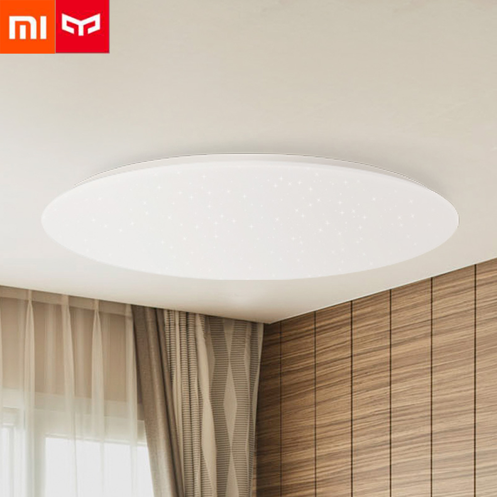 Xiaomi Yeelight JIAOYUE 480 Light Ceiling Light Smart APP / WiFi / Bluetooth LED Ceiling Light 200 - 240V Remote ControllerXiaomi Yeelight JIAOYUE 480 Light Ceiling Light Smart APP / WiFi / Bluetooth LED Ceiling Light 200 - 240V Remote Controller