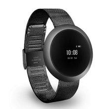 SmartBand IP68 Bluetooth Smart наручные часы-браслет мини X9 сердечного ритма Мониторы Купание Водонепроницаемый для IOS Android