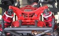 Fid racing/fid ammortizzatori posteriori torre per losi desert buggy xl/parti losi dbxl