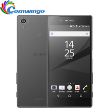 Original Sony Xperia Z5 E6683 Mobile Phone Octa Core 3G RAM 32G Dual SIM 23.0MP ROM Android 4G LTE 5.2″ 2900mAh Cell Phone