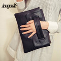 AEQUEEN Women Leather Handbags Day Clutches Crossbody Messenger bags Luxury Brand Envelope Evening Clutch Bags