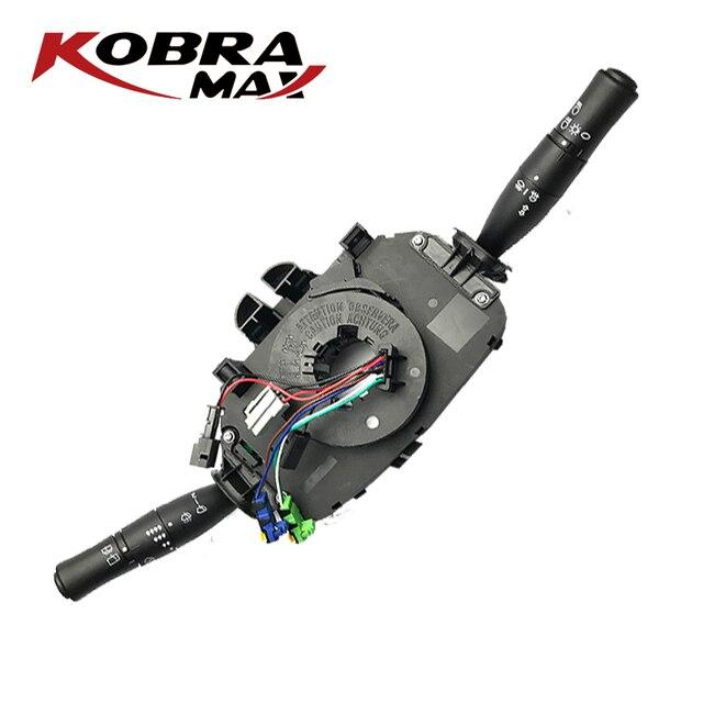 KobraMax Combination Switch Fits For Renault Megane II 3 5 portes Megane MK II 8200216462 Car Accessories