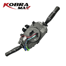 KobraMax Combination Switch For Renault Megane II 3 5 portes Megane MK II 8200216462 8200216465 8200480339 combination switch coil for renault megane ii saloon megane ii cc