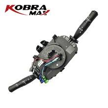 Przełącznik kombinowany KobraMax pasuje do Renault Megane II 3 5 portów Megane MK II 8200216462 akcesoria samochodowe
