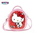hello kitty Children School Bags For Girls Schoolbag Kindergarten Cartoon Kids Backpacks Double Shoulder Bags Mochila Infantil
