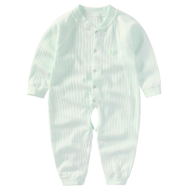 Baby Romper z długim rękawem Summer Baby Girl Romper Cotton Baby - Odzież dla niemowląt - Zdjęcie 3