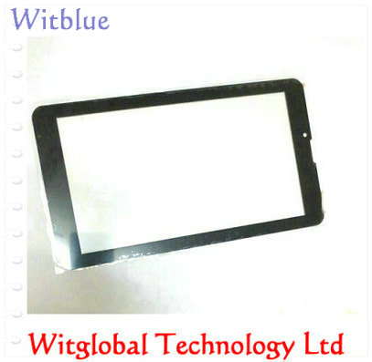 New touch screen For 7 Roverpad Go S7 3G Tablet capacitive Touch Panel Glass Digitizer Sensor replacement Free Shipping new capacitive touch screen panel digitizer glass sensor replacement 7 ematic funtab pro ftabu wp kid safe tablet free shipping