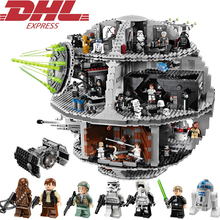 LELE Star Wars Death Star STARWARS Building Blocks Sets Bricks Classic Model Kids Toys Marvel Compatible Legoings