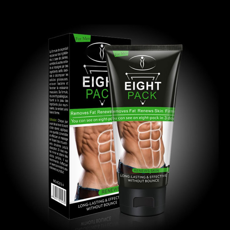 Men Muscle Cream Strong Anti Cellulite Burn Fat Product Weight Loss Slimming Cream for Abdominals
