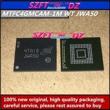 Szfthrxdz 100% original novo 2 pçs MTFC4GMCAM 1M wt jwa50 emmc 4 gb bga