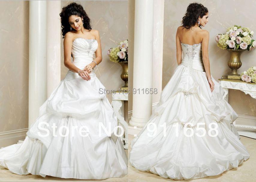 Fantastisch Billige Brautkleid Plus Size Galerie - Brautkleider ...
