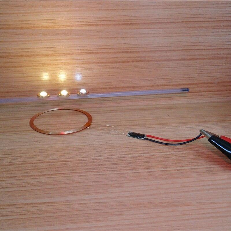 DC fern DIY Drahtlose Netzteil Modul Sender Micro Empfänger Modul für elektronische experimente 12 v