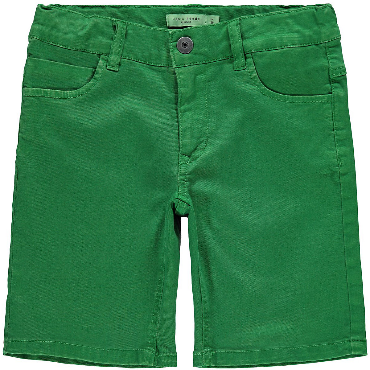 NAME IT Shorts 10626693 for boys and girls child sport for teenagers clothes Cotton Elastic Waist Boys