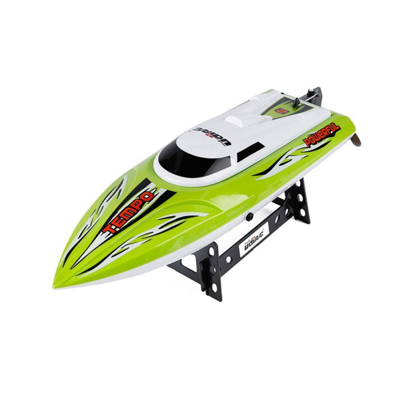 JJRC quadcopter motor Green 2.4G RC 30KM/H Racing Boat Speedboat Remote Controller for UDI002 rc car chassis APR4HY