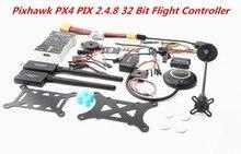 цена на Pixhawk PX4 PIX 2.4.8 32 Bit Flight Controller + 433/915 Telemetrie + M8N GPS + Minim OSD + PM + sicherheit Schalter + Summer