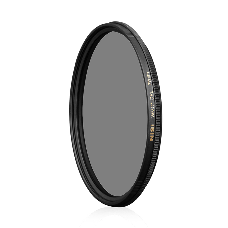 NiSi WMC CPL 52mm ultra thin waterpfoor multicoating filter optical glass for lens