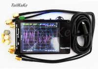 Analyseur de réseau vectoriel NanoVNA de précision analyseur d'antenne à ondes courtes MF HF VHF UHF génie