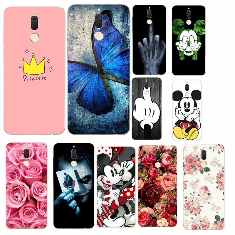 coque huawei mate 10 lite minnie