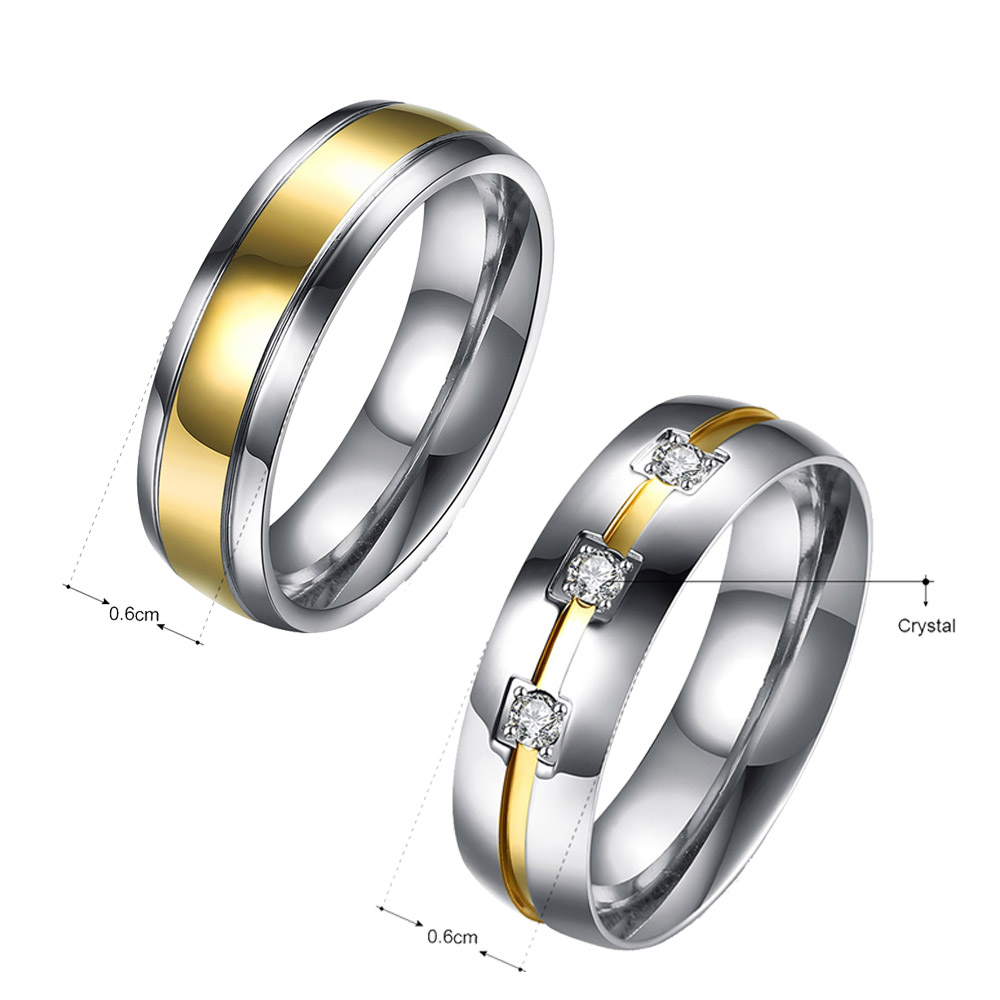 Popular Couple Ring Design-Buy Cheap Couple Ring Design lots from ...