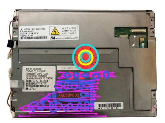 8 4 AA084VC03 LCD screen