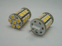 Wholesale Freeshipping, Car LED, Light Interior Bulbs , G4 27 SMD 5050