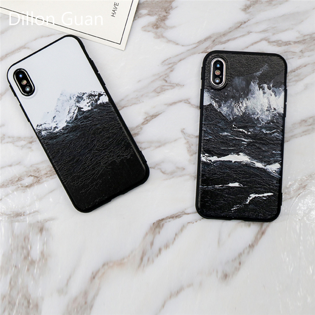 coque iphone 6 volcan
