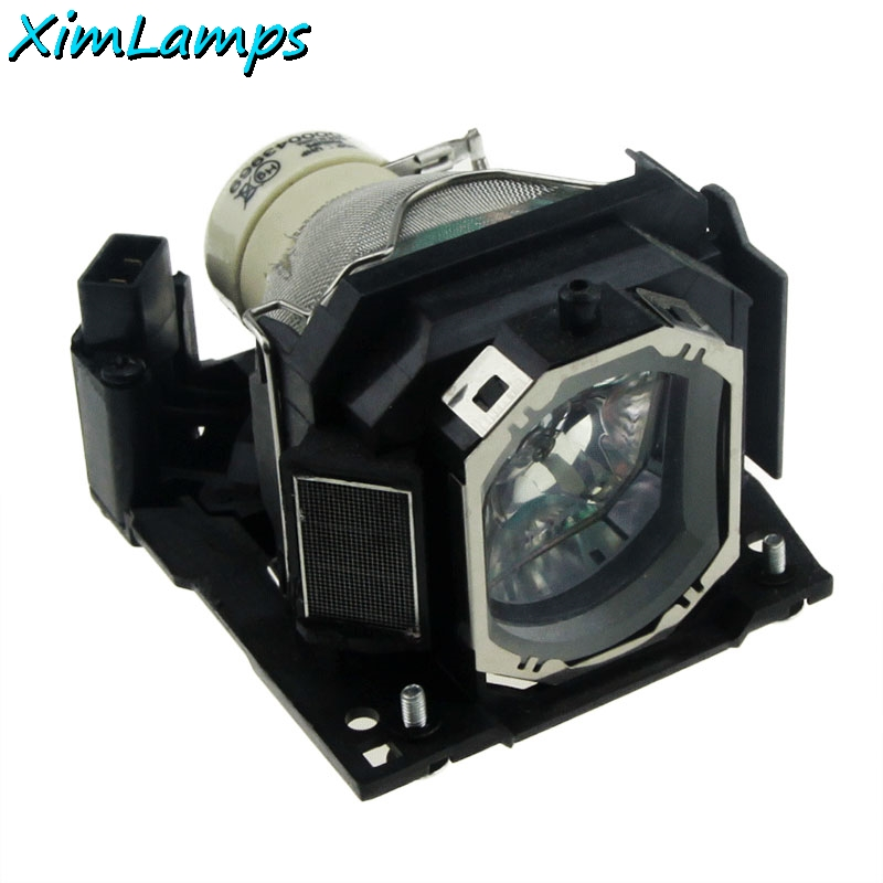 DT01191 replacement projector lamp with housing Fit for Hitachi CP-X2021, CP-X2021WN, CP-X2521, CP-X3021WN TV Projectors