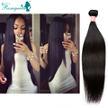 Peruvian Virgin Hair Straight 7A 3 Pcs Cheap Unprocessed Virgin Peruvian Straight Hair Extensions Rosa Queen Hair Products