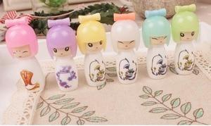 Image 5 - Free ship!1lot=30pc!Cute Japanese doll gel ink pen/ creative stationery / creative student cartoon pen