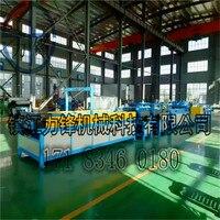 HVAC ventilation duct machine, auto square duct production line v for sale