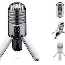 Samson Meteor Mic Studio recording конденсаторный микрофон Складная Задняя ножка с usb-кабелем сумка для переноски компьютера