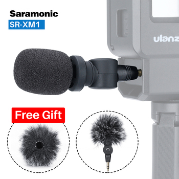 Saramonic SR-XM1 3.5mm Wireless Omnidire...