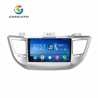 CHOGATH 10 2 Android 6 1 Car GPS Player For Hyundai Tucson 2016 2017 With Quad