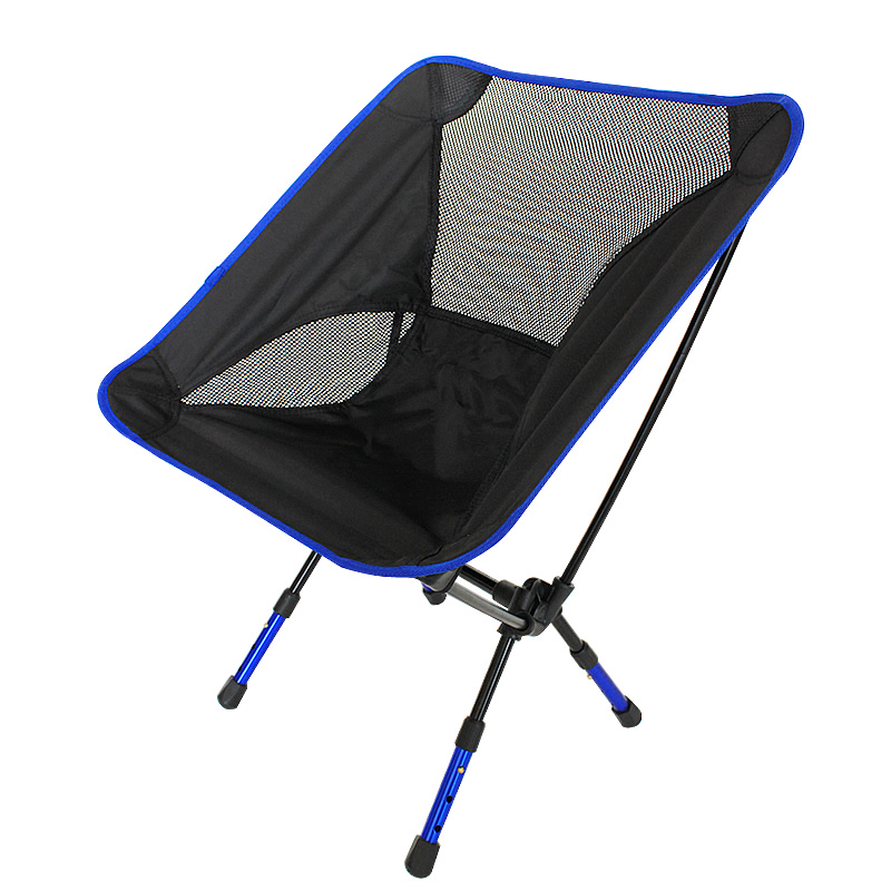 Ultralight camping fishing chairs, outdoor barbecue portable folding chair Folding beach chair stool detachable folding reclining chair portable beach chair outdoor fishing chairs