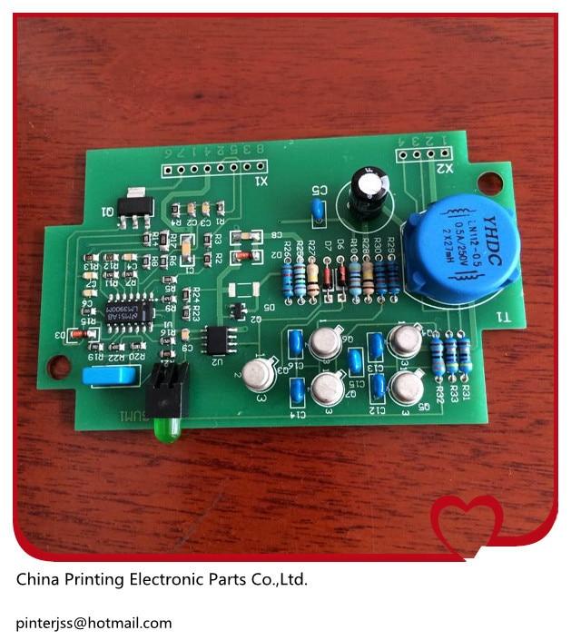 00.781.2336 high quality heidelberg printing machine circuit board SUM1 HDM-00.781.2336, SUM 1