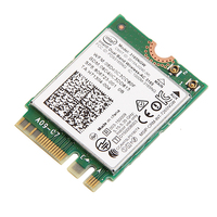 For Dual Band Intel 3165 3165NGW NGFF M 2 Wireless AC 433Mbps Wifi Bluetooth 4 0