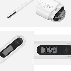 Image 5 - الأصلي شاومي mijia Miaomiaoce الرقمية ترمومتر طبي شاشة LCD للأطفال الكبار درجة حرارة الجسم الكشف السريري