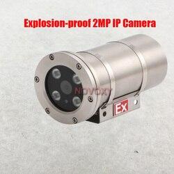 IP68 ze stali nierdzewnej 1080P 2MP kamera IP przeciwwybuchowe KAMERA TELEWIZJI PRZEMYSŁOWEJ w Kamery nadzoru od Bezpieczeństwo i ochrona na